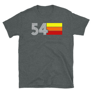 RETRO EXPO 1954 MEN'S WOMEN'S SHORT-SLEEVE UNISEX T-SHIRT