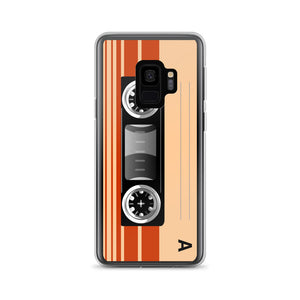 Cassette Tape Retro 80's Samsung Case