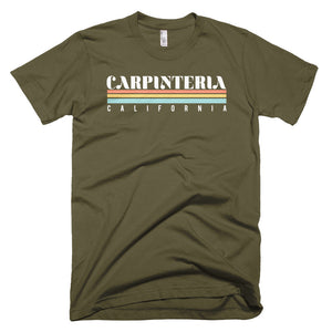 Carpinteria California Short-Sleeve T-Shirt - Styleuniversal