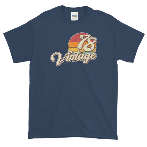 Vintage 1978 Short-Sleeve T-Shirt