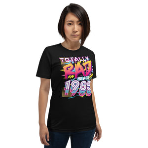 Totally Rad since 1985 Short-Sleeve Unisex T-Shirt