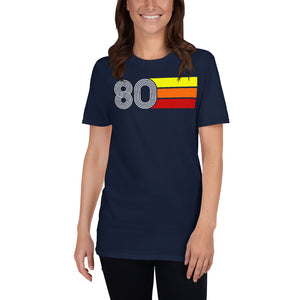 Retro Expo Lines 1980 Women's T-Shirt