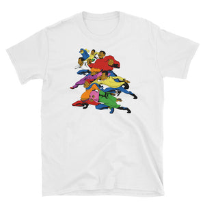 Ready for Battle Fat Albert Short-Sleeve Unisex T-Shirt - Styleuniversal