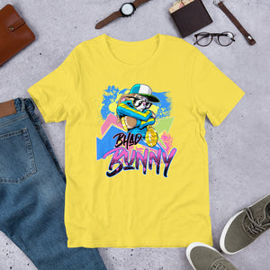 Hip Hop Easter Bunny Bhad Bunny Short-Sleeve Unisex T-Shirt - Styleuniversal