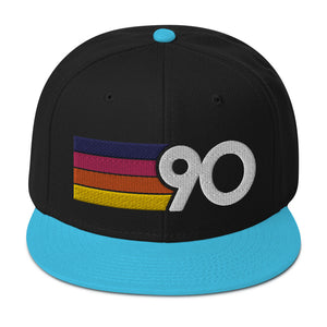 1990 Sunset Snapback Hat