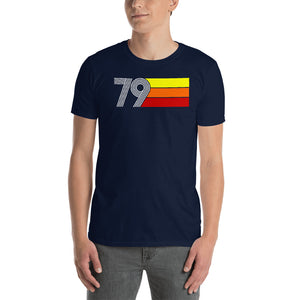 RETRO EXPO 1979 MEN'S WOMEN'S Short-Sleeve Unisex T-Shirt