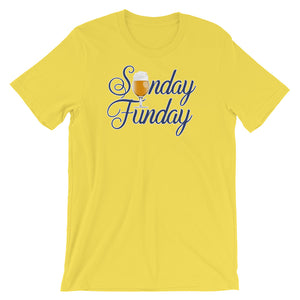 Sunday Funday Light Short-Sleeve T-Shirt