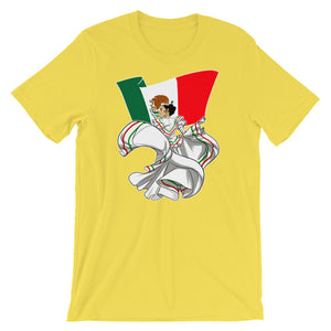 Mexican Dress Cinco de Mayo Short-Sleeve Unisex T-Shirt - Styleuniversal