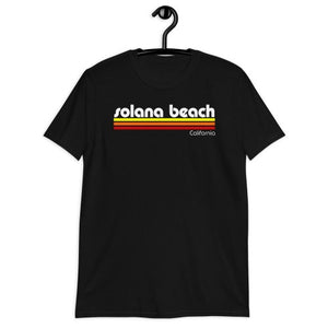 Solana Beach California Short-Sleeve Unisex T-Shirt