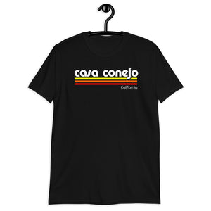 Casa Conejo California Short-Sleeve Unisex T-Shirt