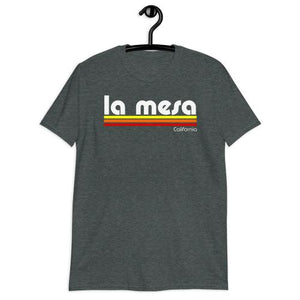 La Mesa California Short-Sleeve Unisex T-Shirt