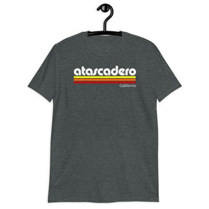 Atascadero California Short-Sleeve Unisex T-Shirt