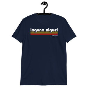 Laguna Niguel California Short-Sleeve Unisex T-Shirt