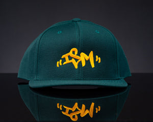 iSM Snapback Green/Yellow