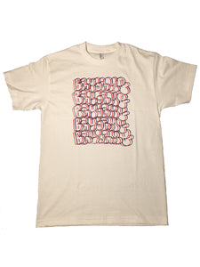 Baygame Roll Call Tee White