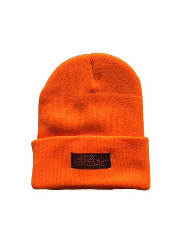 Baygame Hollow Beanie Orange