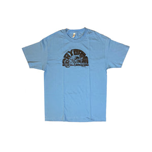 Baygame Locals Tee Carolina Blue