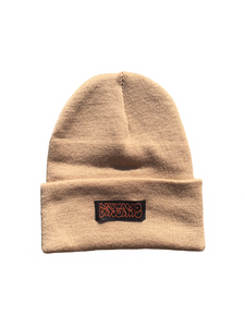 Baygame Hollow Beanie Tan