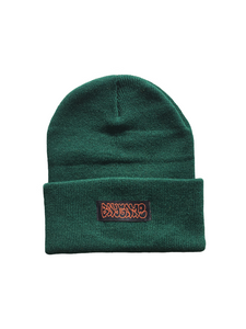 Baygame Hollow Beanie Green