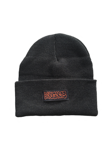 Baygame Hollow Beanie Black