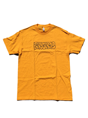 Baygame Hollow Tee Gold