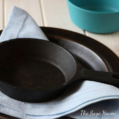How to store kitchen pots and pans - Home decor blog -The sage haven