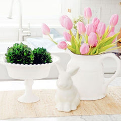 Simple spring decorating ideas for the home - the sage haven