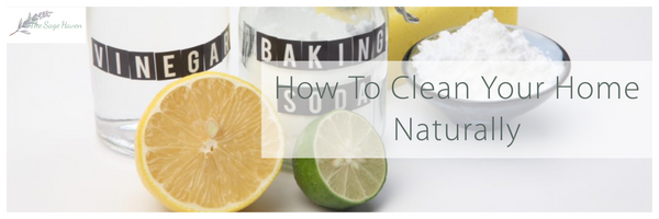 how to clean your home naturally blog post