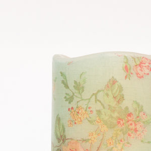 details of Shabby Chic Flameless Wax Candle - the sage haven ireland