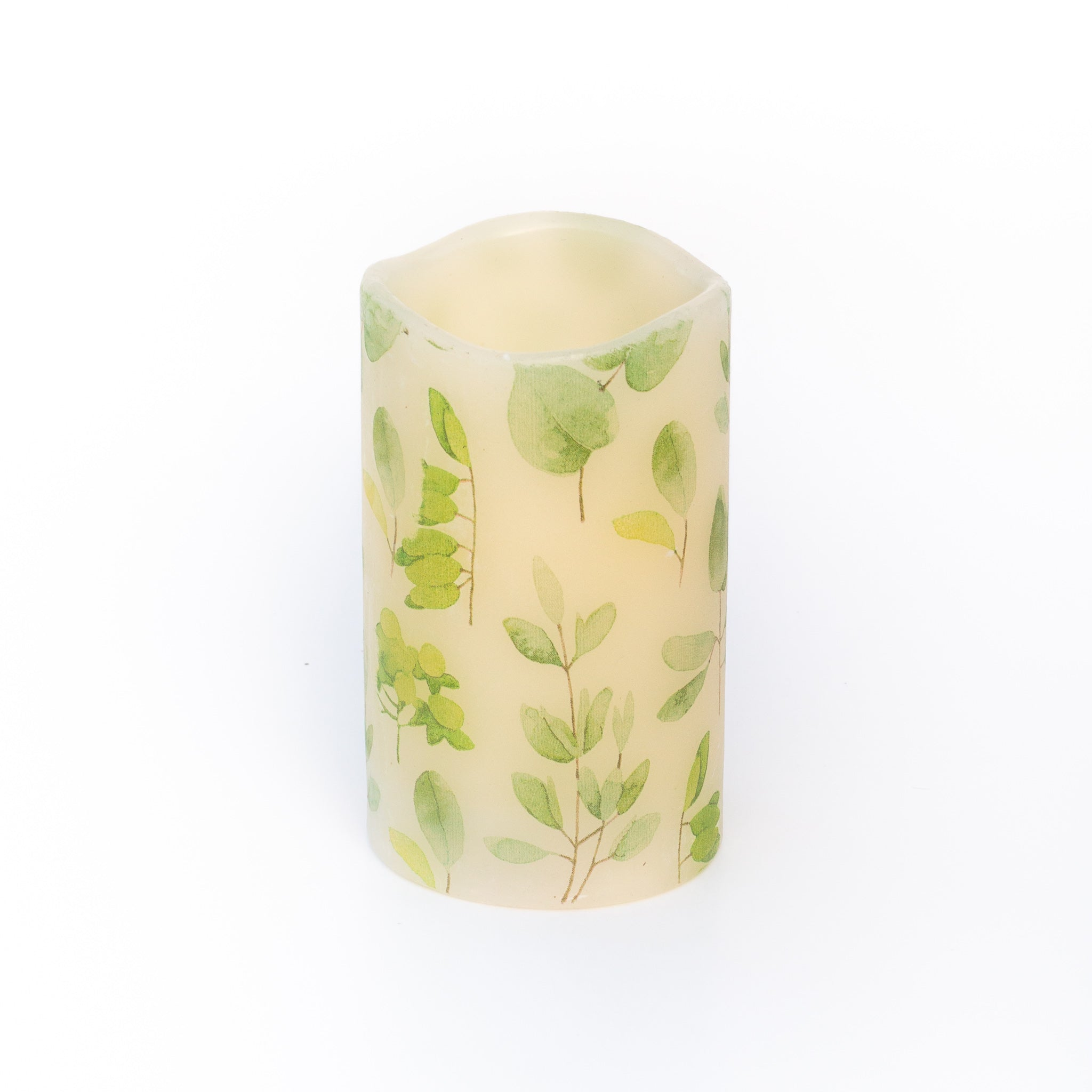 Handcrafted Unscented Candles - Unique Nature Lovers Gift