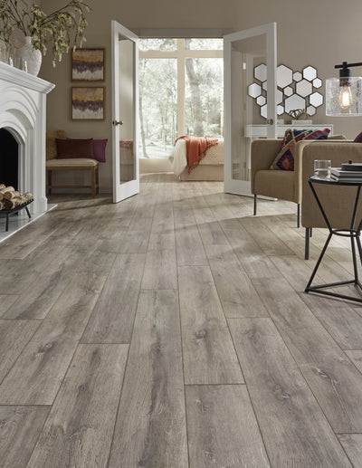 Mannington Laminate Restoration Blacksmith Oak Steam