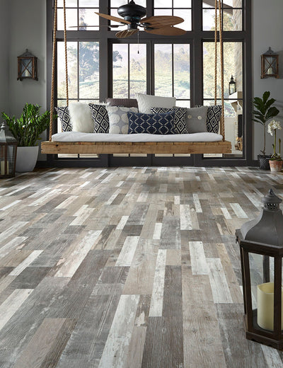 Mannington Adura Max Apex Luxury Vinyl Chart House High Tide