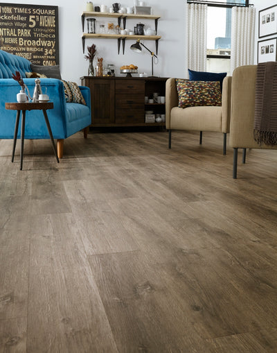 Mannington Adura Rigid Plank Luxury Vinyl Aspen Lodge