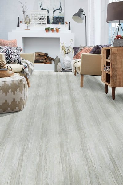 Mannington Adura Flex Rectangle Luxury Vinyl Cascade Sea Mist