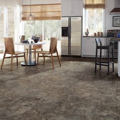 Mannington Adura Flex Tile Luxury Vinyl Rushmore Black Hill