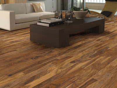 Paramount Solid Prefinished Asian Walnut Natural