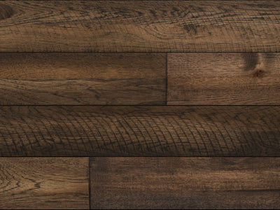 Paramount Solid Prefinished Barnwood Hickory Tobacco Farm