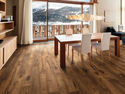 Paramount Engineered Hardwood Barnwood Wheatstone