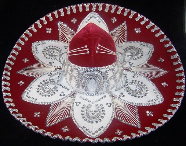 Genuine Mexican Sombrero Hats
