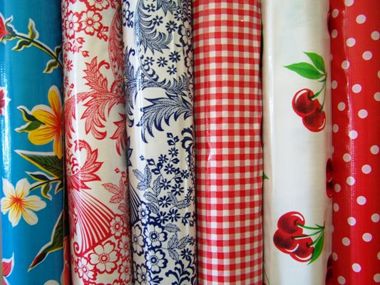 Mexican Oilcloth Fabric by the metre