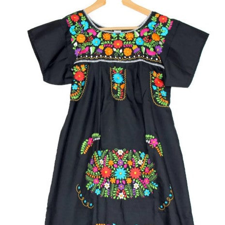 Mexican Dresses & Tops