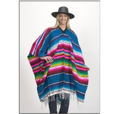 Mexican Party Ponchos
