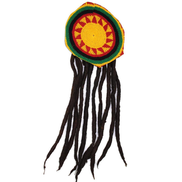 Rasta Afro Tam: Bob Marley Style - Colours of Mexico