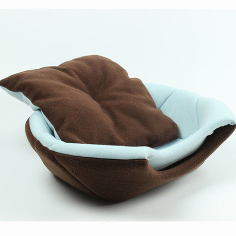 Soft Warm Pet House/Topless Soft Pet Bed