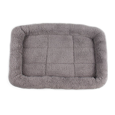 Multi-function soft & warm dog bed