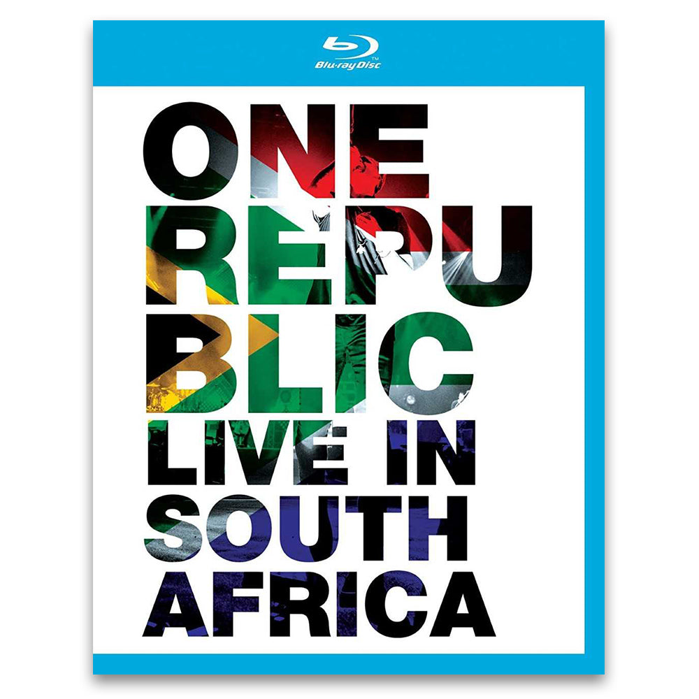 OneRepublic Live in South Africa Blu-ray