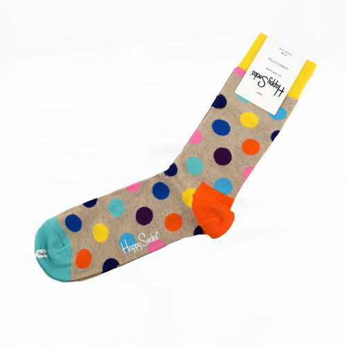 Calcetines Happy Sosks modelo Big Dot - bororoconceptstore