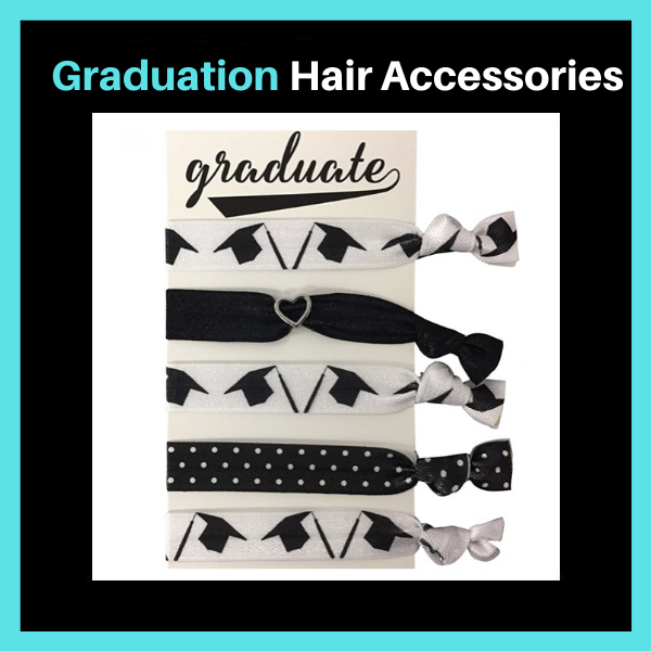 Graduation Hair Accessories