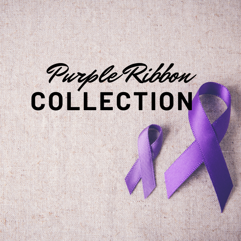 Purple Ribbon Collection