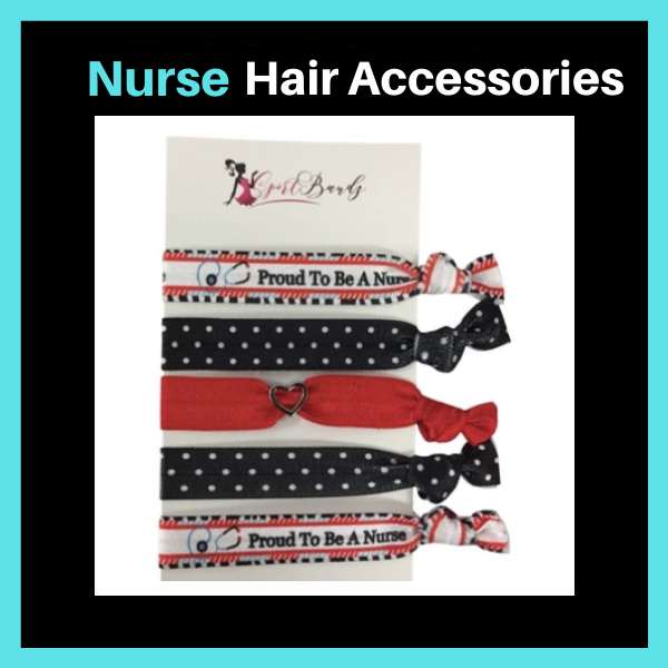Nurse Hair Accessories